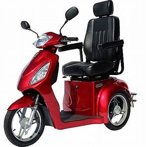 The gallery for --> Motorized Scooter Elderly