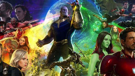 Dual Monitor Wall Papers Avengers Infinity War 2018 Uhd 8k Wallpaper Pixelz