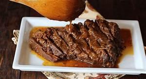 Braised Tender Brisket Of Beef With Tzimmes