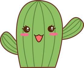 Cute Cactus Drawing