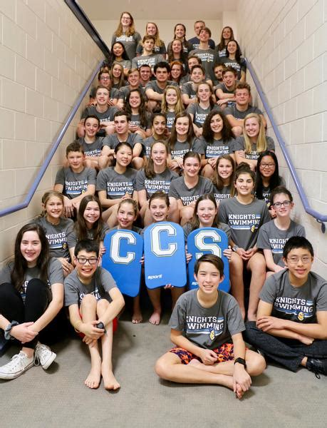 cary christian school coed varsity swimming winter schedule