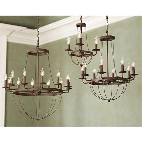 Lourdes 12light Chandelier  Ballard Designs
