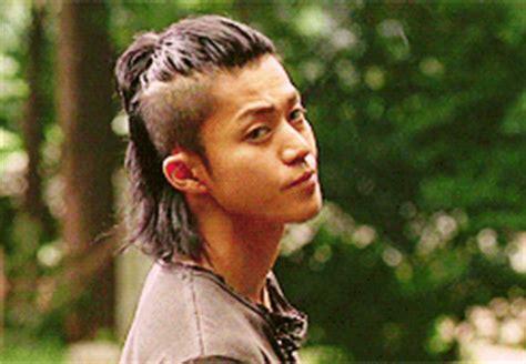 crows zero izaki hairstyle