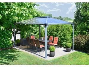 Tonnelle 4 X 3 : tonnelle couv 39 terrasse tonnelle couverture de terrasse ~ Edinachiropracticcenter.com Idées de Décoration