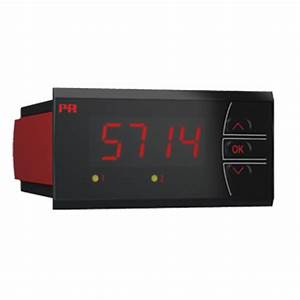Panel Meter Displays  U0026gt  Led  U0026gt  Universal Input  U0026gt  Realtech