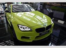 BMW Individual Color