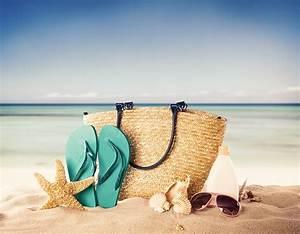 Wallpapers sea stars Flip-flops Sea Summer Sand Handbag ...