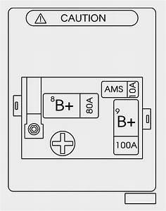 Hyundai Genesis  2015 - 2016   U2013 Fuse Box Diagram
