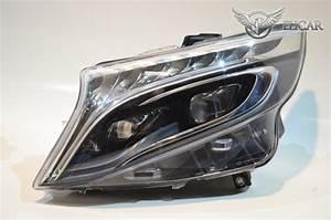 W246 Led Scheinwerfer : original mercedes scheinwerfer satz ils led f r v klasse ~ Kayakingforconservation.com Haus und Dekorationen
