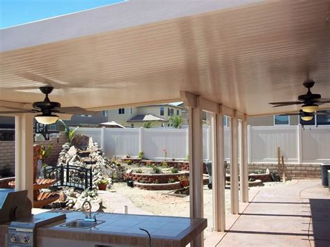 beautiful aluminum patio cover kits patio do it yourself