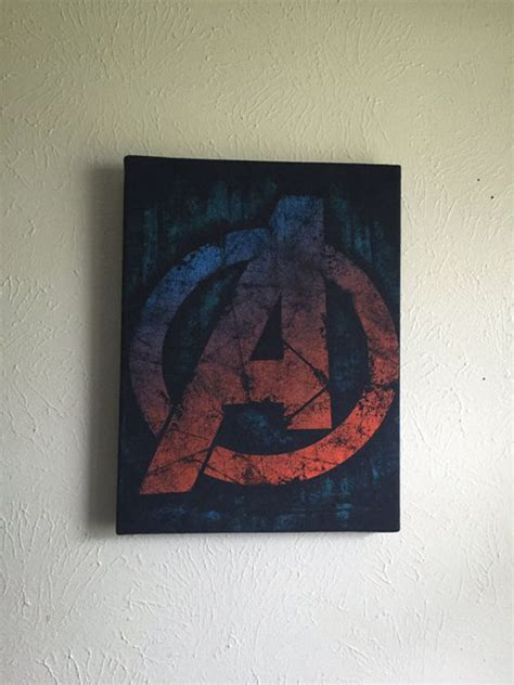 marvel avengers wall decor ideas home design