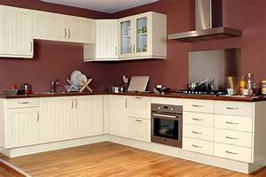 Cuisine équipée Bois : cuisine quip e bois ch ne massif mod le contemporain sa ~ Premium-room.com Idées de Décoration
