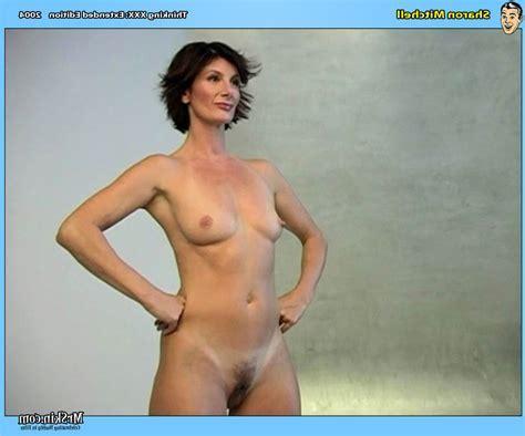 sharon mitchell nackt