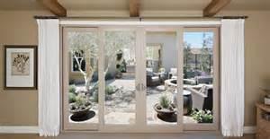 montecito 174 series vinyl patio doors milgard windows doors