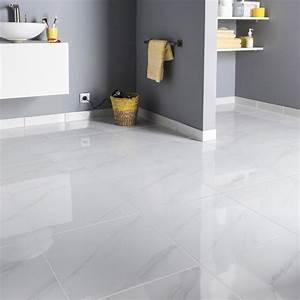 Mur Blanc Et Gris : 80 carrelage gris brillant effet miroir inspiration de dcor photos de chambre et de d cor de ~ Preciouscoupons.com Idées de Décoration