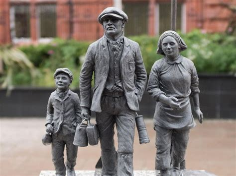 New cash plea for Wigan mining statue after unexpected ...