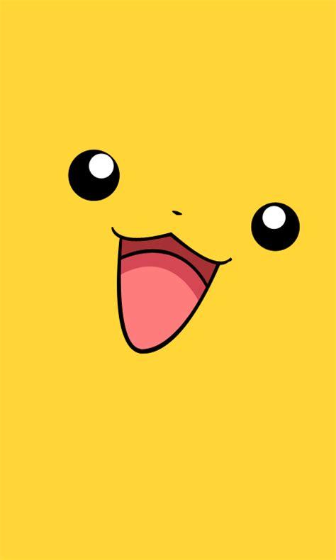 wallpaper celular anime pikachu 01 by hewaiarts on
