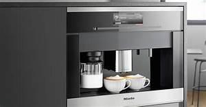 Einbau Kaffeevollautomat Mit Festwasseranschluss : einbau kaffeevollautomat miele wohn design ~ Markanthonyermac.com Haus und Dekorationen