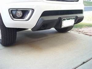 Detailed Colorado Bumper Removal W  Pics And Fog Light Install - Page 2
