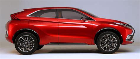 Mitsubishi Mini Suv by Mitsubishi Teases New Compact Suv For Geneva Show