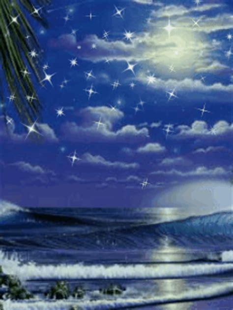 animated shining stars wallpaper mobile wallpaper