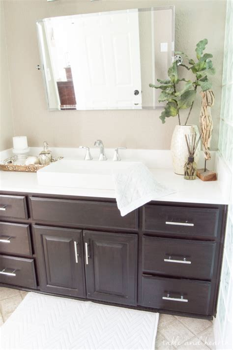 Pier 1 Bathroom by Luxurious Coastal Bathroom Update With Pier 1 Table And