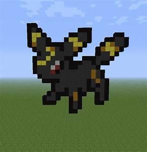 pokemon espeon pixel art images pokemon images With umbreon pixel art template