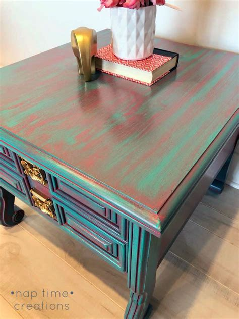 boho chic table ls boho chic side table general finishes design center