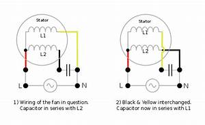 What Is The Function Of A Ceiling Fan Capacitor