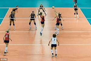 Britain's volleyball teams given green light to compete at ...