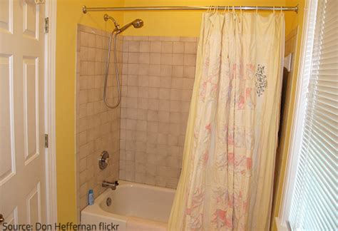 detect mold   bathroom