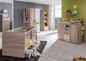 babyzimmer komplett weiss babyzimmer komplett cariba eiche mit weiß 10343 kaufen bei möbel wohnbar