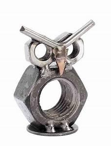 Figuren Aus Schrauben : original hinz und kunst metall tier eule eulen verschenken kunst aus metall kunst und ~ Buech-reservation.com Haus und Dekorationen