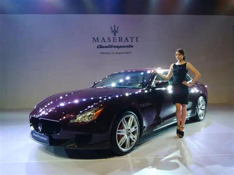 Gambar Mobil Maserati Quattroporte by Maserati Quattroporte Generasi Keenam Masuk Indonesia