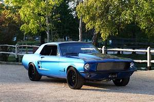 Rare S Code Ford Mustang 390cu - Muscle Car