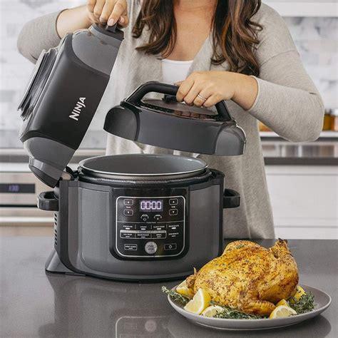 fryer air amazon cooker pressure combo pot instant ninja recipes foodi plus gadget today