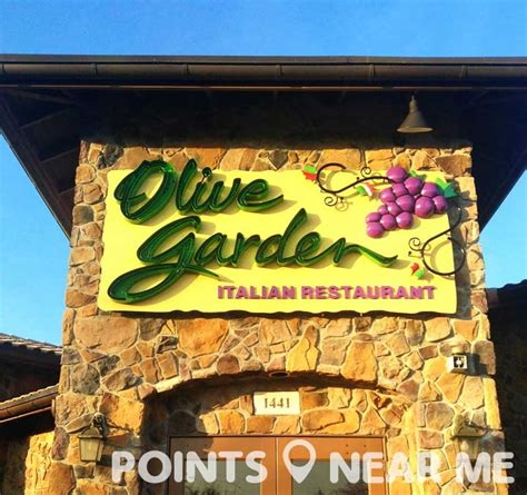 olive garden nearby olive garden me points me