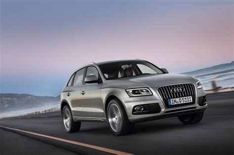 Audi Offering Up Diesel Option In Which 5 Models?