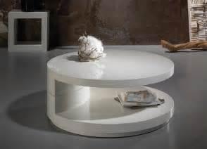 Couchtisch Rund Weiß Hochglanz : couchtisch rund wei hochglanz inspirierendes design f r wohnm bel ~ Whattoseeinmadrid.com Haus und Dekorationen