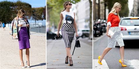 comment porter la jupe crayon cosmopolitan fr