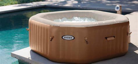 Whirlpool Für Den Garten Test by Intex 28414 Purespa Entspannung In Octa Form