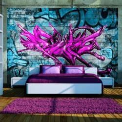 graffiti tapeten gunstig online kaufen With balkon teppich mit graffiti wand tapeten