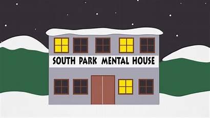 Park South Mental Hospital Mr Christmas Hankey