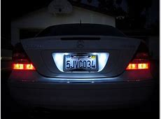 HyperWhite & LED License Plate Lights thread Page 45