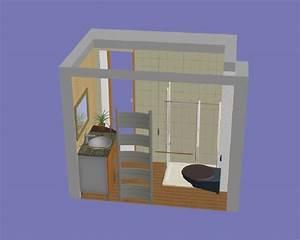 Plan Petite Salle De Bain : plan electrique maison 3d rouen devis appartement renovation tableau contemporain sur mesure ~ Preciouscoupons.com Idées de Décoration