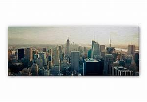 Alu Dibond Panorama : alu dibond wandbild skyline von new york city panorama wall ~ Sanjose-hotels-ca.com Haus und Dekorationen