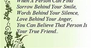 When a person c... Smile N Silence Quotes