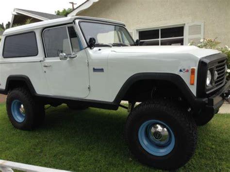 1973 jeep commando sell used 1973 jeep commando 4wd 4x4 ram jet 350