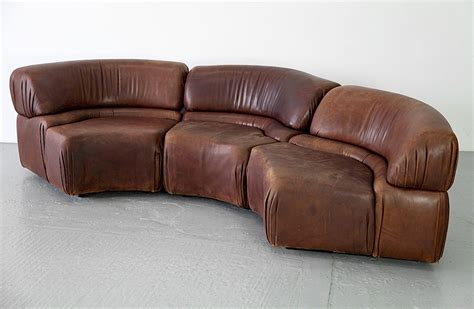 Büffelleder Couch  Haus Dekoration