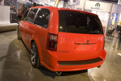 Dodge Grand Caravan - Dual exhaust | Minivans can be cool ...